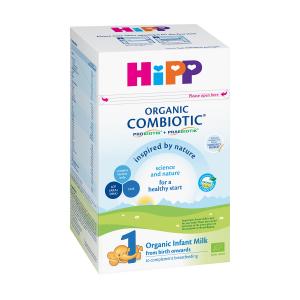Каша HiPP Organic combiotic 1 800 гр
