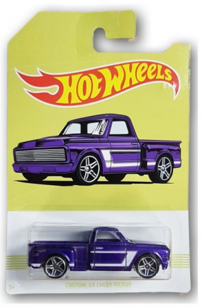 Машинка Hot Wheels 15 Ford F - 150