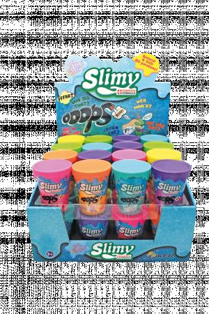 Игрушка Slimy Oops Hot-Pink 80гр