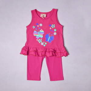 Комплект Hot pink 4013