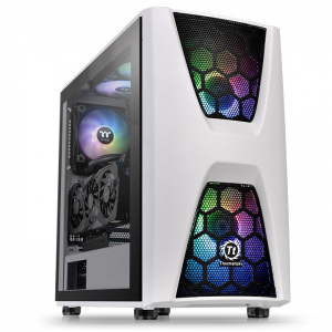 Thermaltake Commander C34 TG Snow ARGB