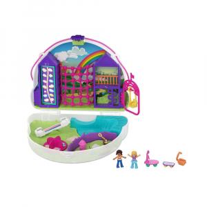 Набор Polly Pocket Rainbow dream purse