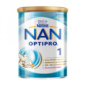 Молочная смесь NAN 1 400 гр