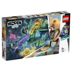 Конструктор LEGO Hidden Side Нападение на закусочную