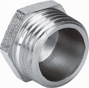 Заглушка стальной нр 15 d