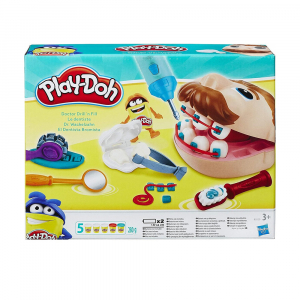 Набор для лепки Play-Doh Мистер зубастик