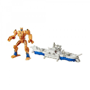 Фигурка Transformers Cyberverse Spark Armor Cheetor and Sea Fury