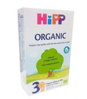 Cмесь HiPP Organic 3 cухая молочная 300 гр