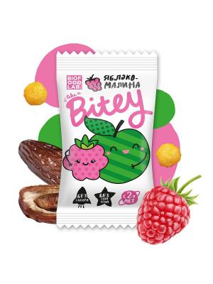 Kids Батончик Bitey «ЯБЛОКО-МАЛИНА» 25гр фруктово-ягодный