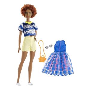 Набор Barbie Игра с модой Кукла и одежда  FRY80