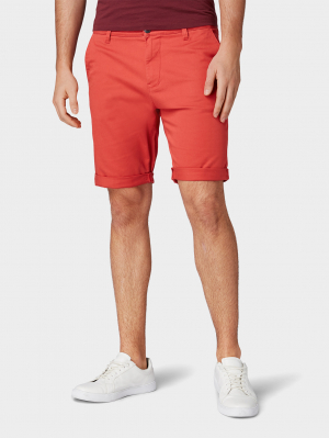 chino shorts, Baked Apple Red, XL