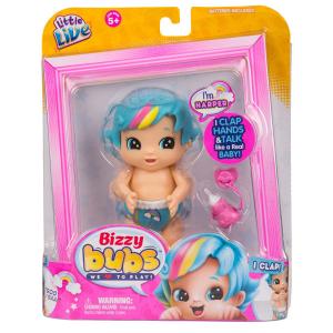 Кукла Little Live Bizzy Bubs Малышка Харпер