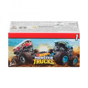 Набор-трек Hot Wheels Monster Track mini