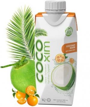 Кокосовая вода с цитрусовым соком