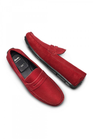 SHOE            SUEDE            SYNTHETIC RU SUEDE