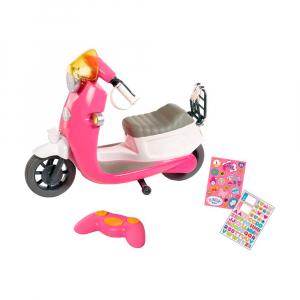 Игровой набор Скутер для Бэби Борн