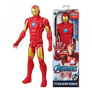 Фигурка Avengers Titan Hero Series Power Iron Man
