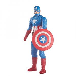 Фигурка Avengers Titan Hero Series Power Captain America