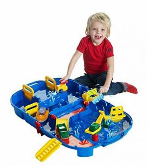Детский водный трек Aquaplay Разгрузочная станция