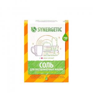 Synergetic соль для посудомоечных машин, 750г.