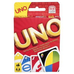 Настольная игра Mattel Games UNO