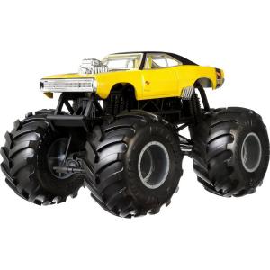 Машинка Hot Wheels Monster trucks Zombie-wrex