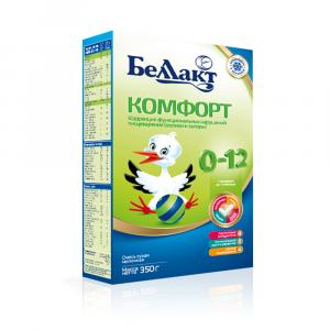 Сухая молочная смесь Беллакт Комфорт 350 гр