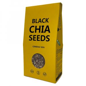 Семена ЧИА пищевые 150гр (Black Chia Seeds)