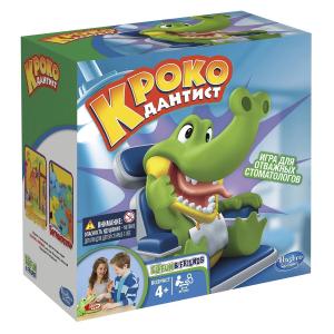 Настольная игра Hasbro Games Крокодильчик-Дантист