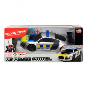 Машинка Dickie Toys Полицейский патруль