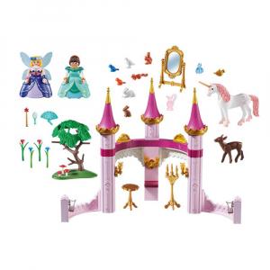 Набор Playmobil Марла в сказочном замке