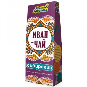 Иван-чай Сибирский без добавок Компас Здоровья 60гр