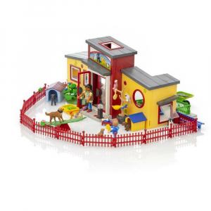 Набор Playmobil Отель для животных