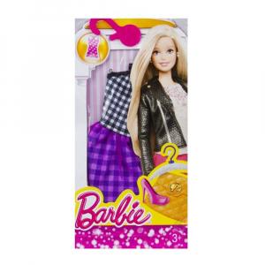 Платье Barbie Fashion pink-yellow