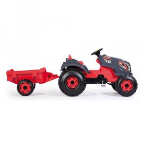 Трактор педальный Smoby Stronger XXL с прицепом