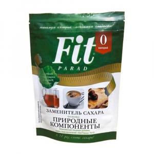 Смесь пищевая сладкая  ФитПарад №10  (заменитель сахара на основе эритрита) 200гр дойпак