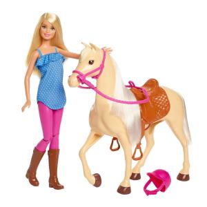 Кукла Barbie Наездница FXH13
