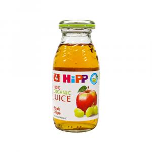 Сок HiPP из яблок и виноградов 200 мл