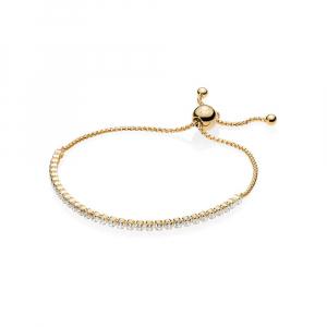 PANDORA Shine bracelet with clear cubic zirconia