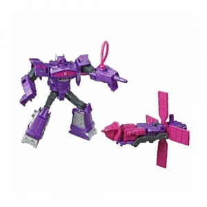 Фигурка Transformers Cyberverse Spark Armor Shockwave And Solar Shot