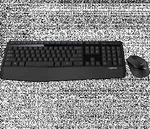 Logitech Combo Wireless Desktop MK345