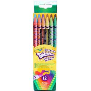 Карандаши Crayola цветные механические 12 шт