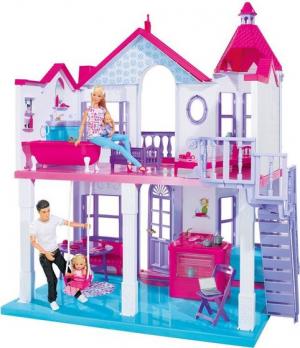 Дом для семьи Штеффи Steffi Love