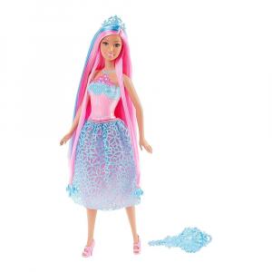 Кукла Barbie Kingdom Princess blue