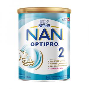 Молочная смесь NAN 2 800 гр