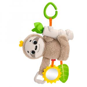 Игрушка-подвеска Fisher-Price Ленивец на коляску