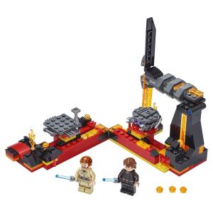 Конструктор LEGO Star Wars Бой на Мустафаре