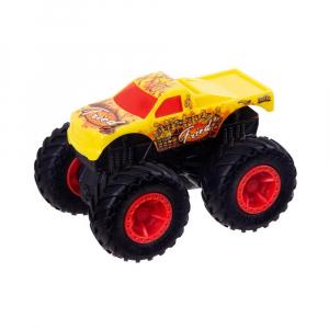 Набор Hot Wheels Monster trucks Rev Tredz