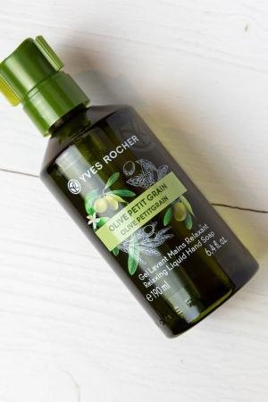 Gel lavant mains olive petit grainflacon 190ml