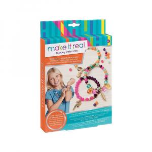 Набор для создания шарм-браслетов Make It Real Джунгли